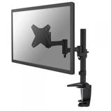 Afbeelding vanNewStar FPMA D1330BLACK flat panel bureau steun Zwart