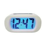 Afbeelding vanBalance Time LCD kwartswekker (Kleur: wit)