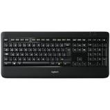 Afbeelding vanLogitech K800 Illuminated Draadloos toetsenbord QWERTY