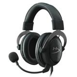 Afbeelding vanKingston HyperX Cloud II Grijs (Gunmetal) gaming headset