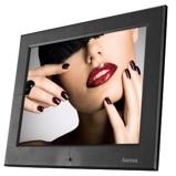 Afbeelding vanHama Digitale Kader Slimline Basic 8inch Zwart