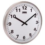 Afbeelding vanBalance Time metalen wandklok