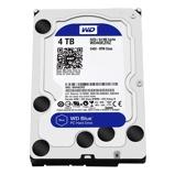 Afbeelding vanWestern Digital HDD 4TB IntelliPower 64MB SATA3 BLUE