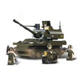Afbeelding vanMerkloos Tank M38 B9800