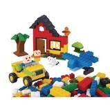 Afbeelding vanBuilding Blocks Kiddy Bricks Basic Girls 415 pcs Slu