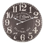 Afbeelding vanBalance Time Old Town wandklok bruin