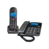 Afbeelding vanBlue Lagoon Profoon PDX6350 Draadloze Dect Telefoon Zwart