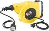 Afbeelding vanBrennenstuhl Automatische kabelhaspel IP20 9+2m H05VV F 3G1,5 1241020300