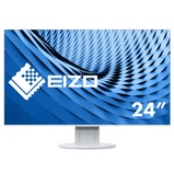 "Afbeelding vanEizo FlexScan EV2451 23.8"" Full HD LED Flat Wit computer monitor"