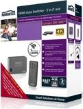 Afbeelding vanMarmitek Connect 350 UHD Automatische HDMI Switch + 4K Onderste...