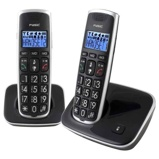 Afbeelding vanFysic FX 6020 Senioren DECT telefoon twin
