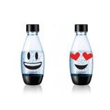 Afbeelding vanSoda Stream Duo Pack Emoji FUSE Bottles 0.5 flessen Sodastream