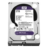 Afbeelding vanWestern Digital Hard Drive Purple WD20PURZ 2 TB SATA III 64 MB Paars