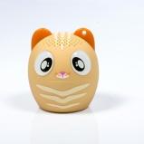 Afbeelding vanThumbsUp! Kat Mini Bluetooth Speaker Bruin/Oranje