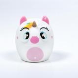 Afbeelding vanThumbsUp! Eenhoorn Mini Bluetooth Speaker Roze/Wit