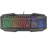Afbeelding vanTrust GXT 830RW Avonn Gaming toetsenbord QWERTY