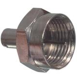 Afbeelding vanHirschmann RFC75 afsluitweerstand f connector per stuk (75 ohm)