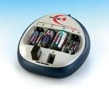 Afbeelding vanAA batterij lader Techtube Pro