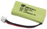 Afbeelding vanGP accu Philips NiMH Xalio300 2,4V 600mAh T356
