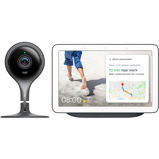 Afbeelding vanGoogle Nest Cam Indoor + Hub Charcoal IP camera