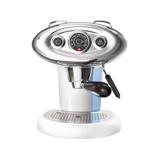 Afbeelding vanFrancis Illy Mie X7.1 Wit cup en padmachine