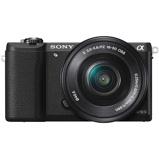 Afbeelding vanSony Alpha A5100 ICL systeemcamera Zwart + 16 50mm OSS (ILCE5100LB.CEC)