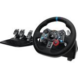 Afbeelding vanLogitech Drive Force Racestuur G29 (PS4)