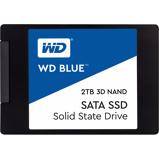 """Afbeelding vanHard Drive Western Digital WDS200T2B0A SSD 2 TB 2,5"""" SATA III"""