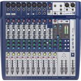 Afbeelding vanSoundcraft Signature 12 pro audio mixer