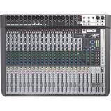Afbeelding vanSoundcraft Signature 22MTK pro audio mixer