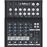 Afbeelding vanMackie MIX 8 pro audio mixer