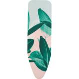 Afbeelding vanBrabantia Overtrek B 124 x 38 cm Tropical Leaves strijkplankhoes