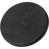 Afbeelding vanDecoded Leather Wireless Fast Charger Zwart draadloze oplader