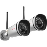 Afbeelding vanFoscam FI9900P Duo Pack IP camera