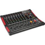 Afbeelding vanPower Dynamics PDM M804 8 kanaals muziek mixer