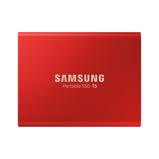 Afbeelding vanSamsung Portable SSD T5 500GB Rood externe