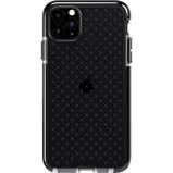 Afbeelding vanTech21 Evo Check iPhone 11 Pro Max Back Cover Zwart telefoonhoesje
