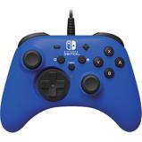 Afbeelding vanHORI Nintendo Switch Blue Horipad Wired Gamepad controller