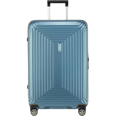 Afbeelding van Samsonite Neopulse Spinner 69 Matte Ice Blue Harde Koffers
