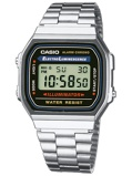 Image ofCasio Basics watch A168WA-1YES