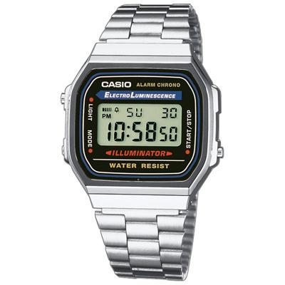 Image of Casio Basics watch A168WA-1YES