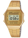 Image ofCasio Retro watch A168WG-9EF
