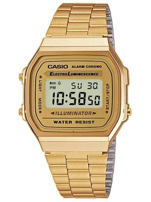 Image of Casio Retro watch A168WG-9EF