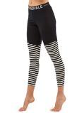Image ofMons Royale Merino Christy Leggings Tech Pants musta