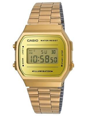 Image of Casio Retro watch A168WEGM-9EF