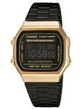 Image ofCasio Retro watch A168WEGB-1BEF