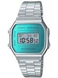Image ofCasio Retro Mirror Face watch A168WEM-2EF