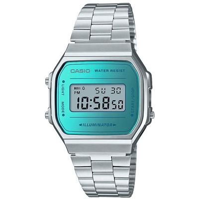 Image of Casio Retro Mirror Face watch A168WEM-2EF