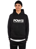 Image ofPOW Protect Our Winters Hoodie musta