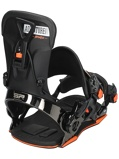 Image ofSP Mountain Multientry Snowboard Bindings 2021 musta